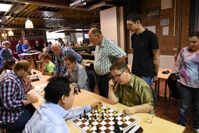 schaakcafé Leudal