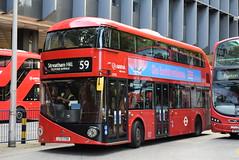 AL LT735 @ London Euston bus station