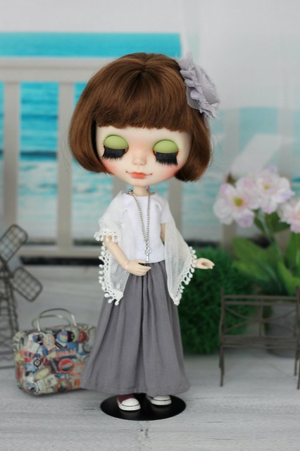 Mori outfit for Blythe