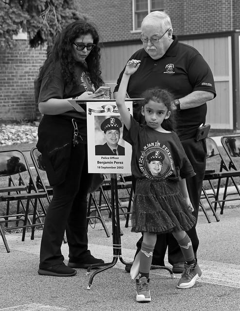 Remembering Chicago Police Officer Benjamin Perez, Star 12225 - 022