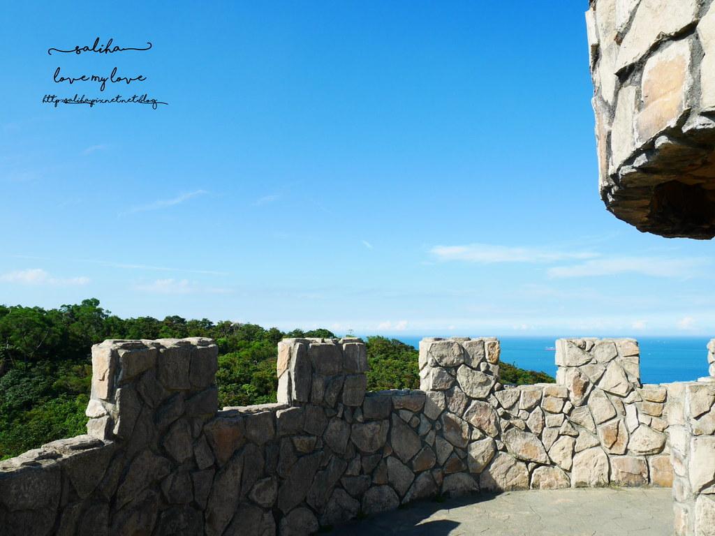基隆一日遊免費景點推薦情人湖公園登山步道