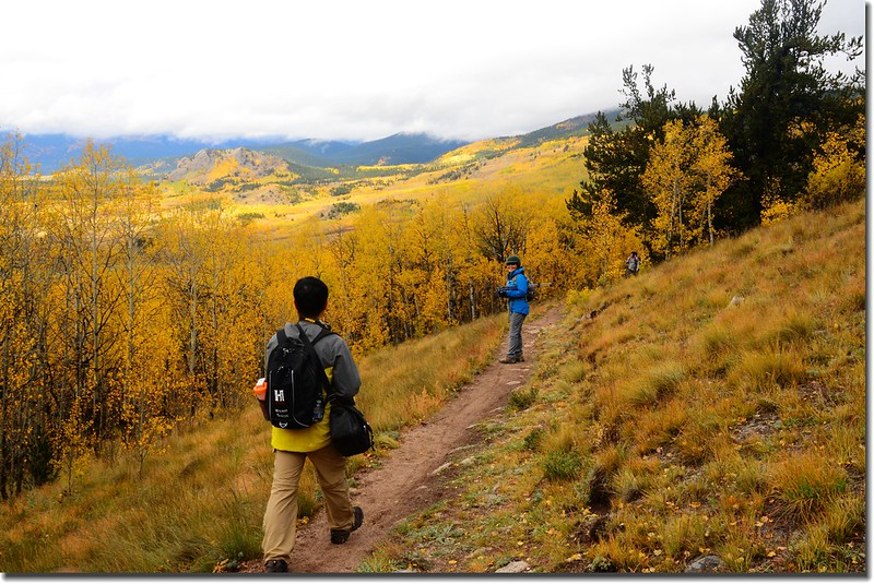 Taken from Colorado Trail, Kenosha Pass (33)