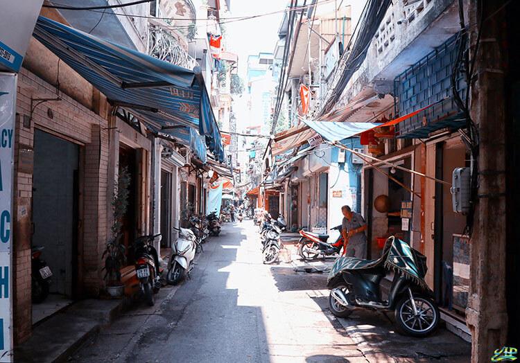 nostalgic street