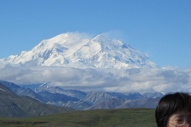 Zooming in on Denali