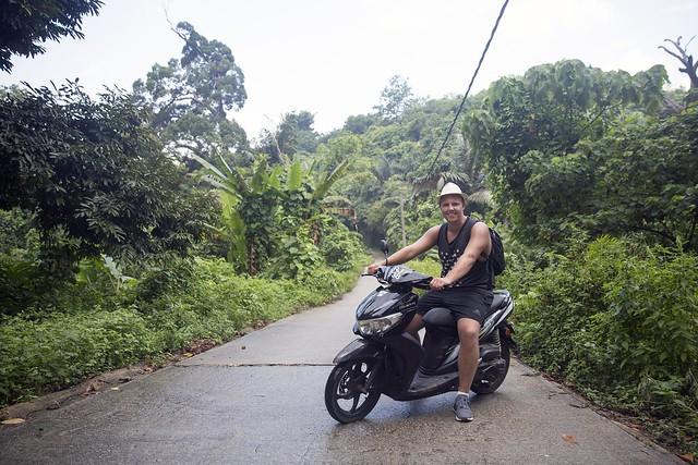 Mikkel Motorcykel
