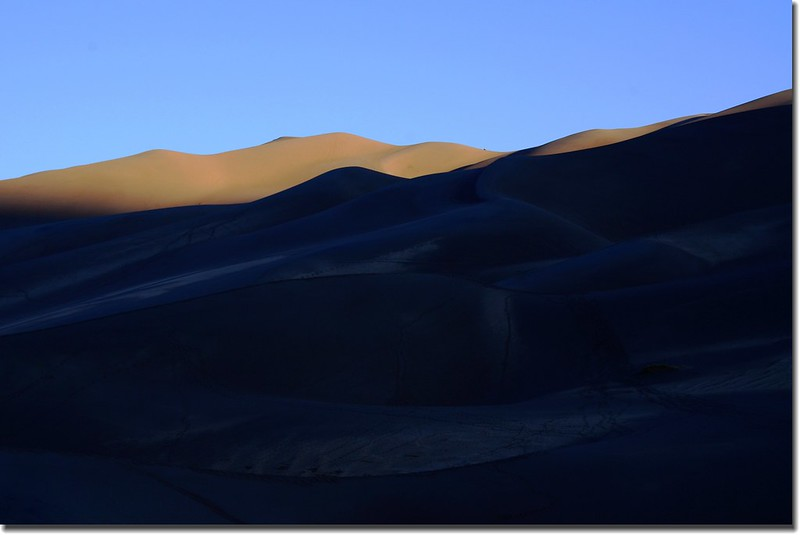 Sunrise at Great Sand Dunes National Park (1)