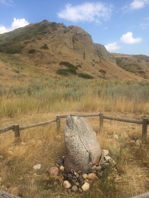 Lethbridge Medicine Rock