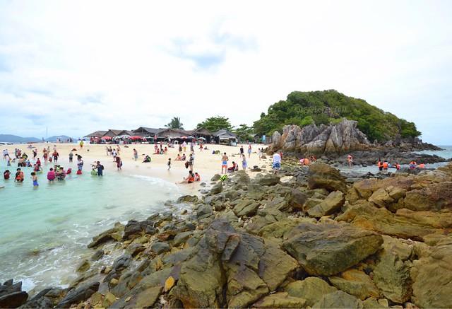 3 khai islands phuket khai nok island