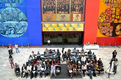 Presentación del Libro: La Cultura Política de los Jóvenes. Por: Silvia Gómez Tagle. 17/Ago/17