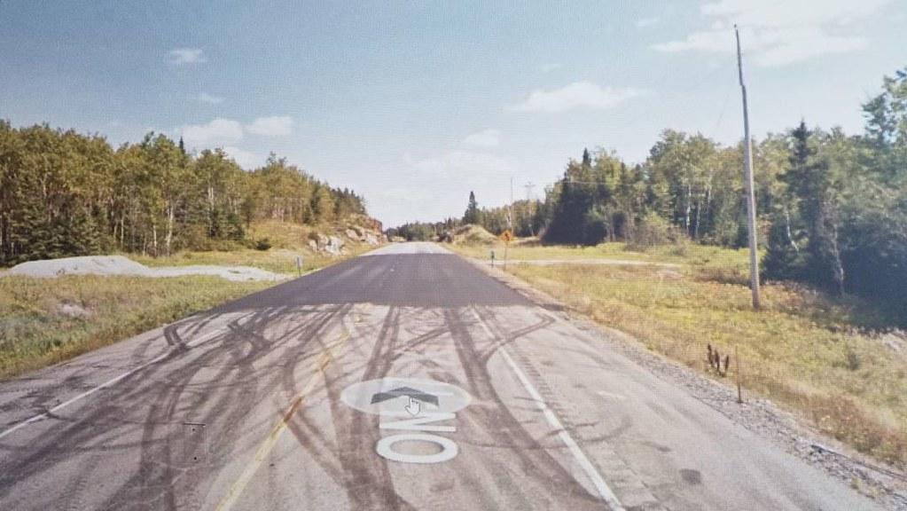 #markmaking #roaddrawing #ridingthroughwalls #xcanadabikeride #googlestreetview #ontario