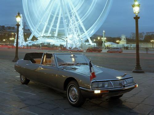 Citroën SM Présidentielle 16