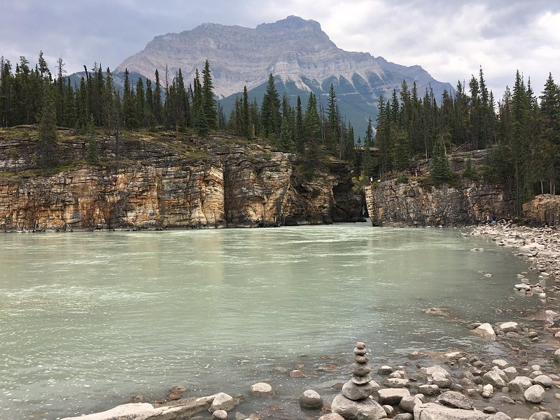 Lake Louise to jasper