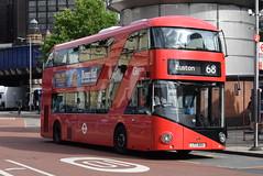 GA LT689 @ London Waterloo bus station