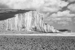The Seven Sisters at Cuckmere Haven