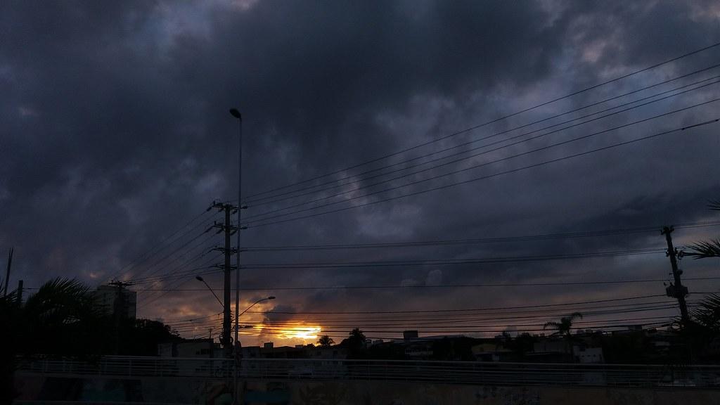 quarta-feira, 02/08/17 ☁ Vitória, Espírito Santo