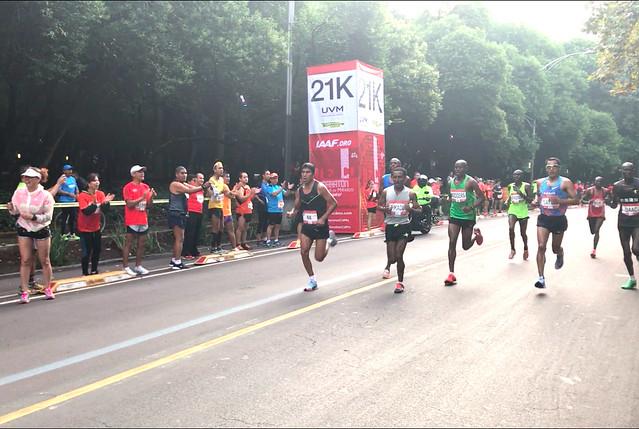 Maratón de la Ciudad de México 2017
