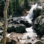 Mon, 08/07/2017 - 20:55 - Rocky Mountain National Park - Alberta Falls