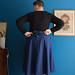 Simplicity 8250 skirt
