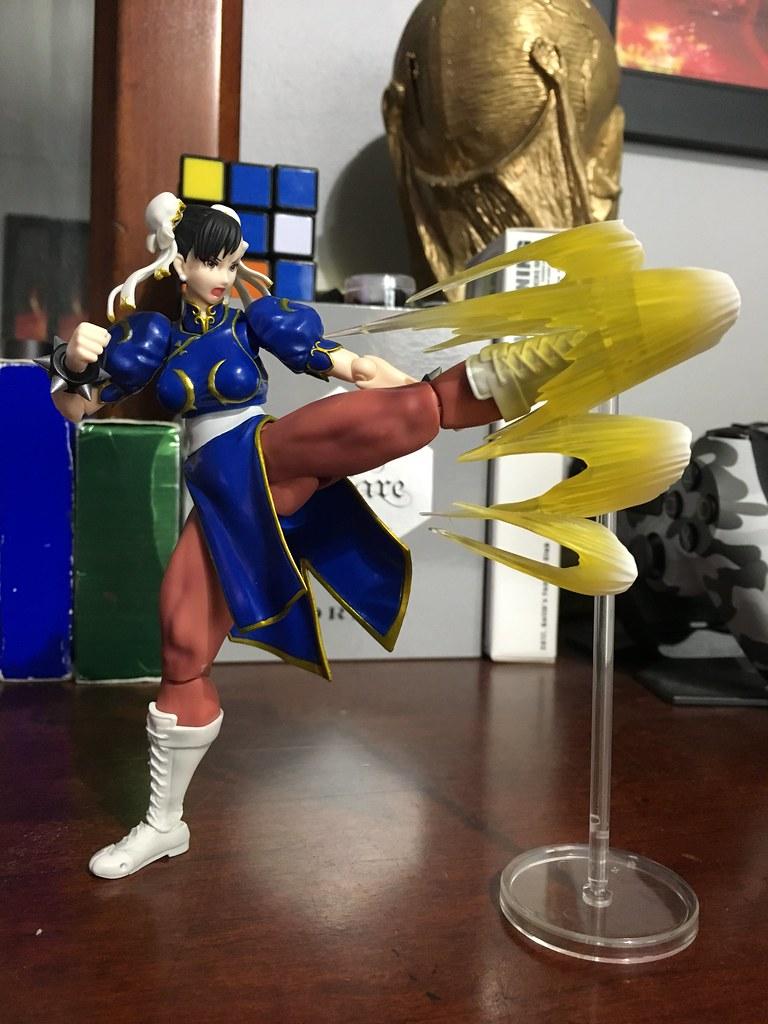 Figuarts Ryu & Chun Li