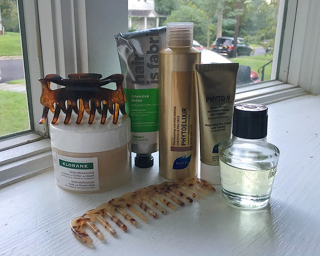 My Current Hair Care Routine Tea Leaves And Tweed