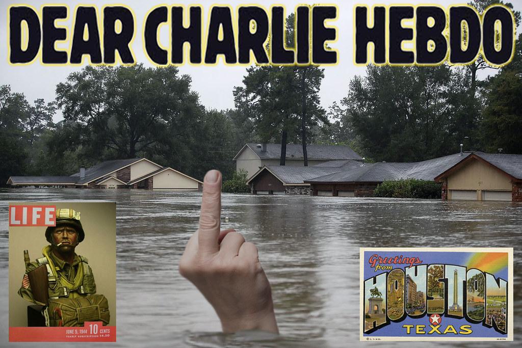 DEAR CHARLIE HEBDO
