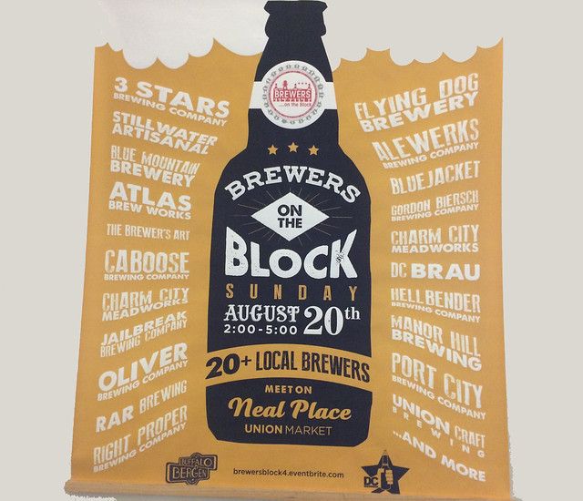 Brewers On The Block
