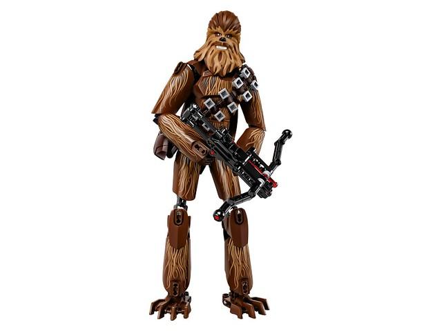 Oficjalne zdjęcia zestawów Lego Star Wars The Last Jedi  8