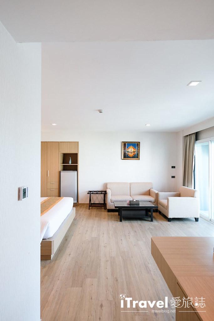 芭达雅埃德尔菲饭店 Adelphi Pattaya Hotel (10)