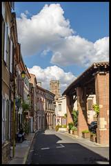 Rue de l'Évêché à Rieux-Volvestre - Photo of Rieux