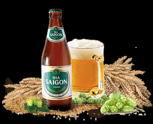 Vietnam: Bia Saigon. From A Beer Tour of Asia