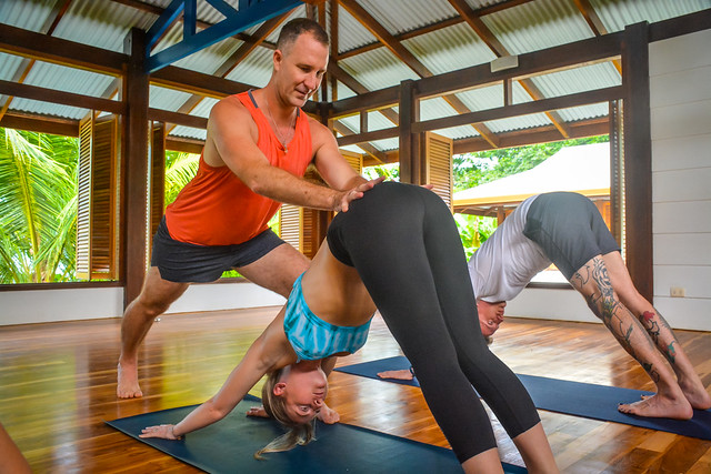 Yogi Aaron 300 Hour Yoga Teacher Training