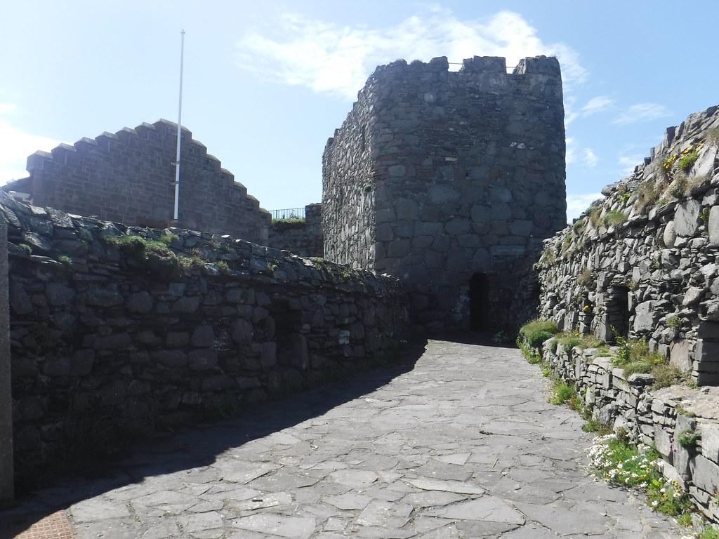 Peel Castle 23