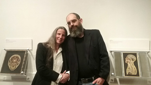 Lisa Nilsson and Rich Remsberg