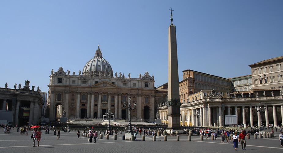 3 dagen in Rome, tips: St. Pieterplein, Vaticaanstad | Mooistestedentrips.nl