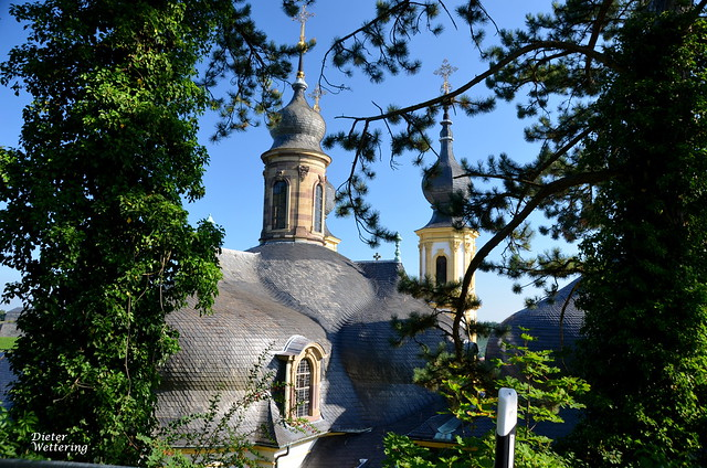 Die Wallfahrtskirche K ppele, Nikon D5100, Sigma 18-250mm F3.5-6.3 DC Macro OS HSM