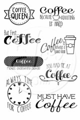 Coffee Quotes WM