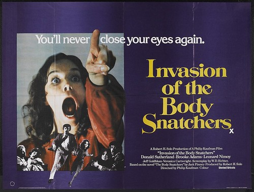 Invasion of the Body Snatchers - 1978 - Poster 6