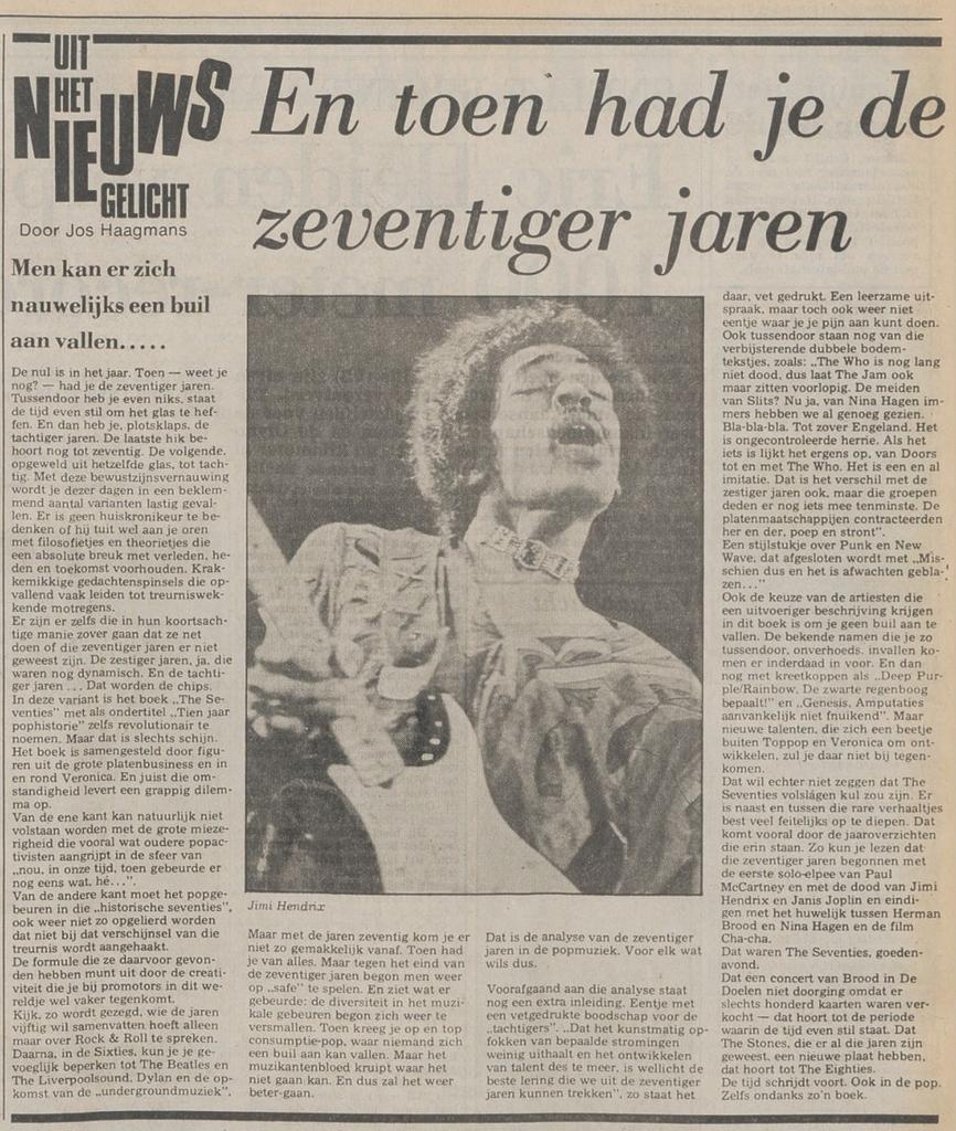 DEE WAARHEID (NETHERLANDS) DECEMBER 31, 1979