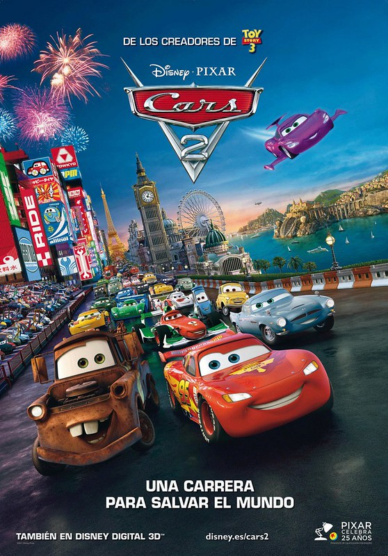 Cars 2 - Poster 18