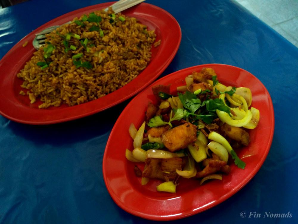 fried rice georgetown