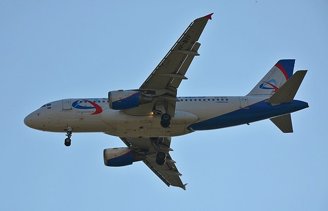 VP-BTF Ural Airlines