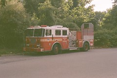 FDNY Bureau of Training Engine