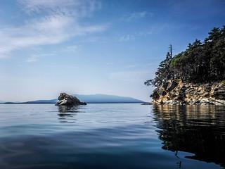 Kayaking Bellingham Bay-81