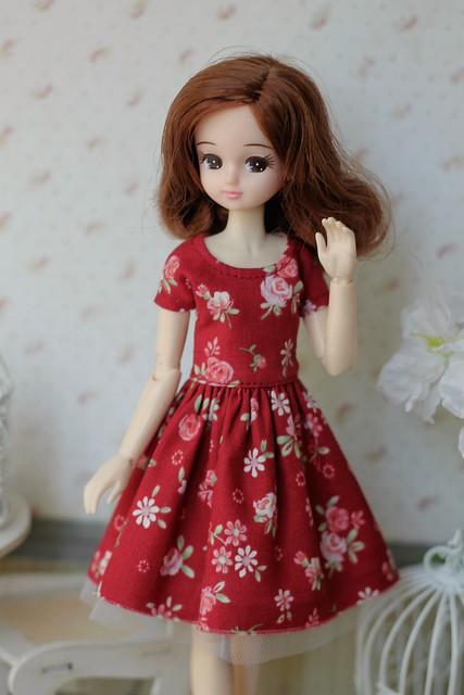 Dress for Obitsu 24 body