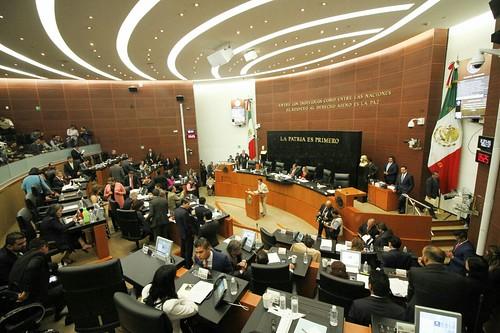 Sesión de la Comisión Permanente 16/ago/17
