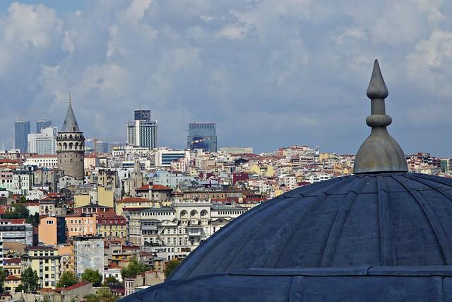 Istanbul, Sony ILCE-6000, Sony E PZ 18-105mm F4 G OSS