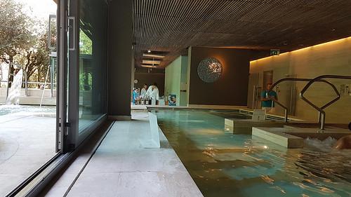 Terme sensoriali: piscine