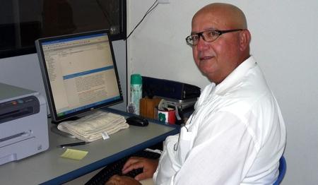 Com quadro estável e consciente, jornalista com covid-19 continua na UPA 24h
