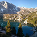 Temple Crag over Second Lake by breic