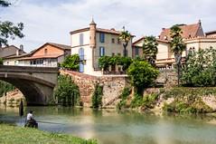 Rieux-Volvestre (Haute-Garonne) - Photo of Saint-Julien-sur-Garonne